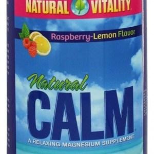 calm raspberry lemon