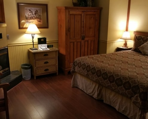 prairie king room